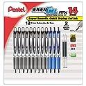Pentel EnerGel RTX Retractable Metal Tip Pen
