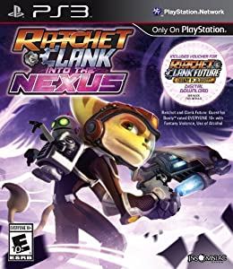 PS3 Ratchet and Clank: Into the Nexus by Sony Computer Entertainment