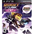 PS3 Ratchet and Clank: Into the Nexus