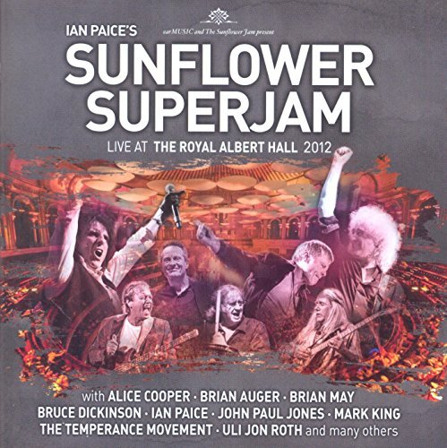 Ian Paice's Sunflower Superjam by Various Artists