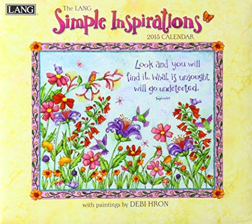 The Lang Simple Inspirations Calendar