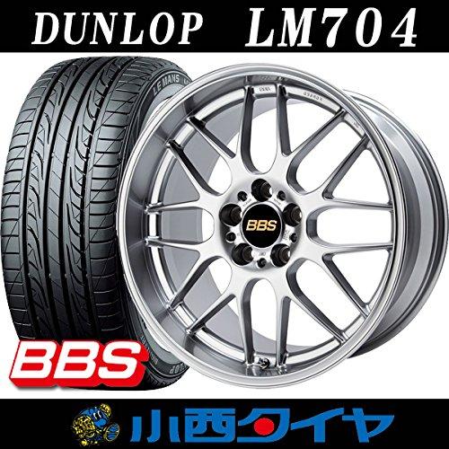 【19インチ】【BMW用】 ダンロップ ル・マン4 LM704 F:245/35R19 R:275/35R19 BBS RG-R BP F:8.5J-19 R:10.0J-19 サマータイヤホイール 4本セット LEMANS 4 【輸入車】