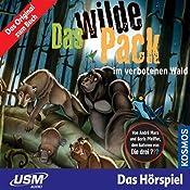 Das wilde Pack im verbotenen Wald (Das wilde Pack 6) | André Marx, Boris Pfeiffer