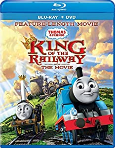 Thomas & Friends: King of the Railway - The Movie [Blu-ray]