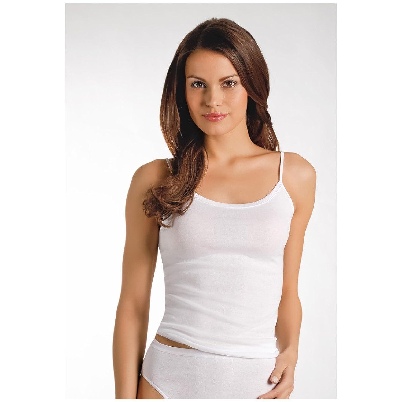 Nina von C. Swiss Cotton Premium Spaghettihemd 3er Pack jetzt kaufen