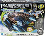 Transformers Autobot Dark Of The Moon Cyberverse Ark Space Ship 2 in 1 Toy