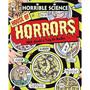 House of Horrors (Horrible Science)