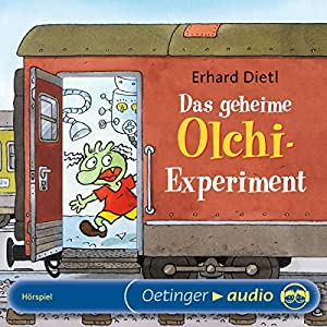 Das geheime Olchi-Experiment Hörspiel