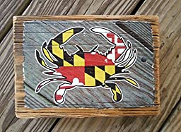 Maryland Crab by Boardwalked
