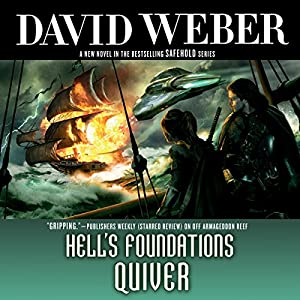 Hell's Foundations Quiver Hörbuch