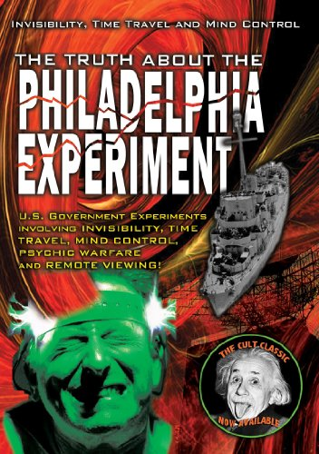 The Philadelphia Experiment: Invisibility, Time Travel And... [DVD] [2009]