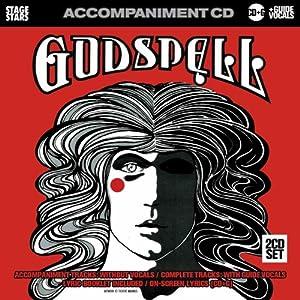 Sing The Broadway Musical Godspell (2-Disc Karaoke CDG)