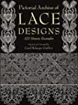 Lace Designs. 325 Historic Examples