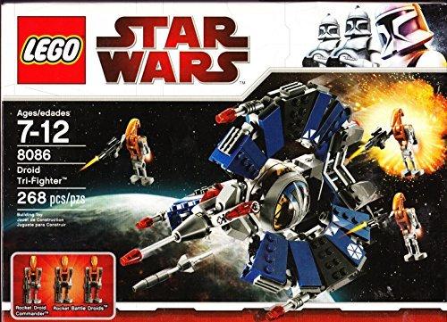 Lego Star Wars 8086 Droid Tri Fighter Lego 8086 Droid Tri Fighter