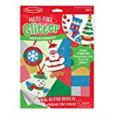 Melissa & Doug Mess Free Glitter - Christmas Ornaments