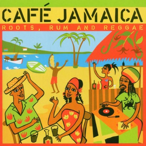 CAFE JAMAICA CD