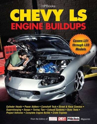 Chevy LS Engine Buildups: Covers LS1 through LS9 Models (Ls1 Dipstick compare prices)