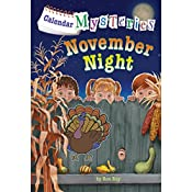 November Night: Calendar Mysteries, Book 11 | Ronald Roy