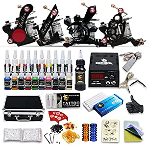 dragonhawk complete tattoo kit 4 tattoo