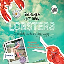 Lobsters (       UNABRIDGED) by Tom Ellen, Lucy Evison Narrated by Avita Jay, Lee Maxwell Simpson