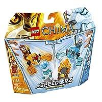 61FEmc4SJWL. SL500 SS200  LEGO Chima Fire vs. Ice Building Toy   $10.71!