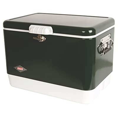 Coleman 54-Quart Steel-Belted Cooler Via Amazon