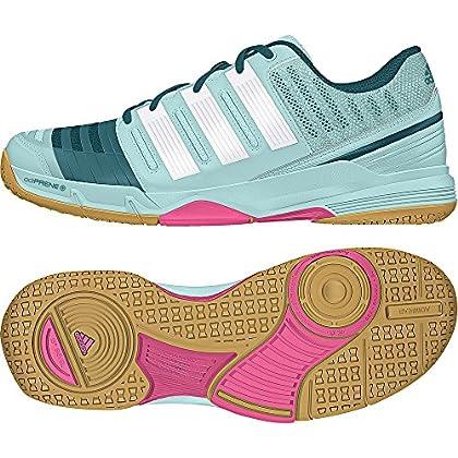 Compare adidas Stabil 11 Ladies Court Shoes - PoPoCasPaArde