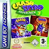 Crash and Spyro Super Pack Volume 3: Crash Fusion/Spyro Fusion (GBA)