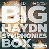 Big Haydn Symphonies Box Album Cover