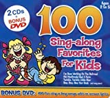 Cover art for  100 Sing-Along Favorites for Kids