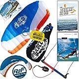 HQ Hydra II 420 V2 Water Trainer Kite Bundle : Including 'The Way To Fly' Beginner... by HQ Power Kites, PASA, IKO, WindBone