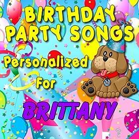 Amazon.com: Happy Birthday to Brittany (Brittony