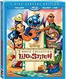 Lilo and Stitch 2-Movie Collection (Lilo & Stitch / Lilo & Stitch: Stitch Has a Glitch) [Blu-ray + DVD]