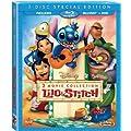 Lilo & Stitch / Lilo & Stitch 2: Stitch Has a [Blu-ray] [US Import]