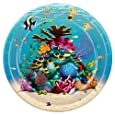 Under The Sea Plates Party Accessory (1 count) (8/Pkg)