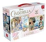 Jumbo Games Disney Cinderella 2-in-1...