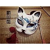 鶴・狐のお面 コスチューム用小物