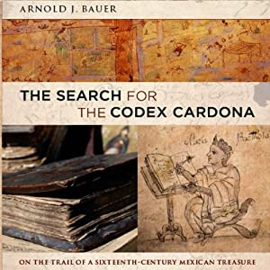 The Search for the Codex Cardona Audiobook