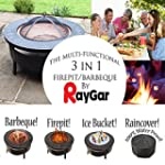 RayGar FP34 Multifunctional 3 in 1 Ou...