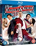 A Very Harold & Kumar 3D Christmas (Blu-ray 3D + Blu-ray + UV Copy) [2011] [Region Free]