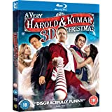 A Very Harold & Kumar 3D Christmas (Blu-ray 3D + Blu-ray + UV Copy) [2011] [Region Free]by Kal Penn