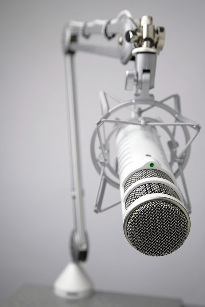 Rode-Podcaster-USB-Microphone