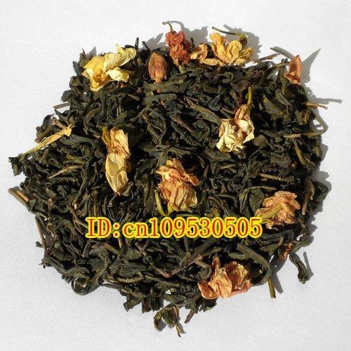 Natural Chinese Jasmine Green Tea Fragrant Drink 250G