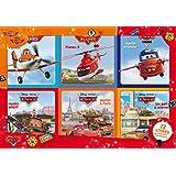 Cars & Planes : 12 livres histoires + coloriatges