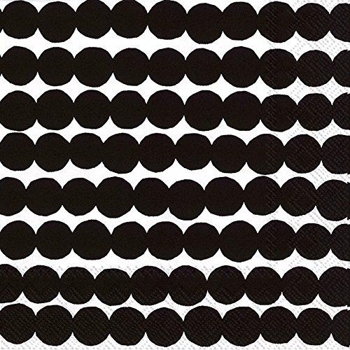 marimekko-serviettes-de-cocktail-rasym-atto-black-25-x-25-cm