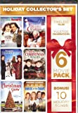 6-Film Holiday Collectors Set V.3 Bonus Audio(MP3): Home for the Holidays