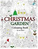 img - for Christmas Garden: Colouring Book book / textbook / text book