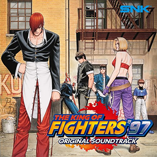 THE KING OF FIGHTERS '97 ORIGINAL SOUN...