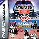 Monster Trucks / Quad Desert Fury Double Pack