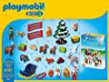 """PLAYMOBIL 1.2.3 Advent Calendar """"Christmas in the Forest"""" Set from PLAYMOBIL"""